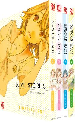 Love Stories – Einsteigerset von Mikulich,  Ekaterina, Minase,  Mayu