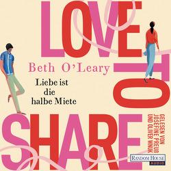 Love to share von Kurbasik,  Pauline, O'Leary,  Beth, Schröder,  Babette, Wnuk,  Oliver