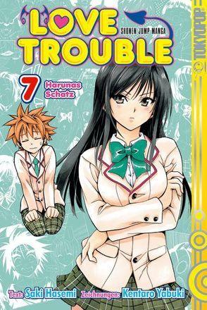 Love Trouble 07 von Hasemi,  Saki, Yabuki,  Kentaro