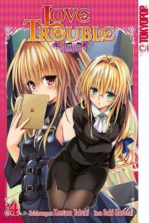 Love Trouble Darkness 04 von Hasemi,  Saki, Yabuki,  Kentaro