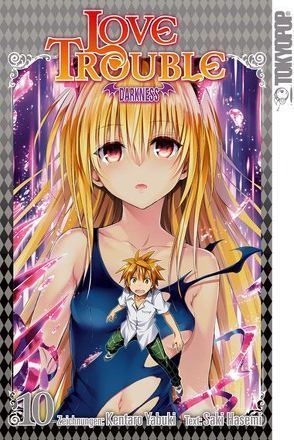 Love Trouble Darkness 10 von Hasemi,  Saki, Yabuki,  Kentaro