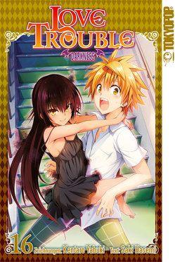 Love Trouble Darkness 16 von Hasemi,  Saki, Yabuki,  Kentaro