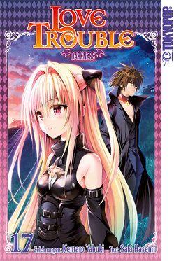 Love Trouble Darkness 17 von Hasemi,  Saki, Yabuki,  Kentaro