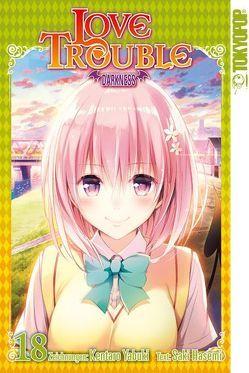 Love Trouble Darkness 18 von Hasemi,  Saki, Yabuki,  Kentaro