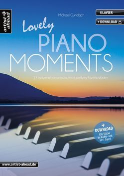 Lovely Piano Moments von Gundlach,  Michael