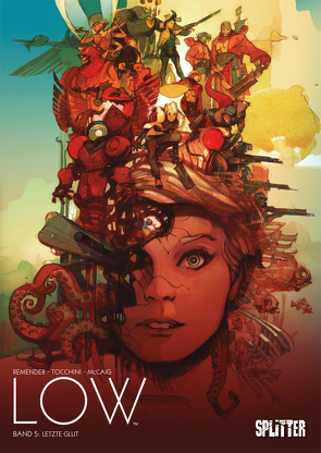 Low. Band 5 von Remender,  Rick, Tocchini,  Greg