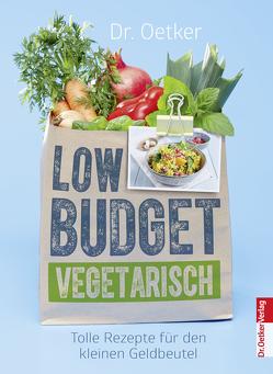 Low Budget Vegetarisch von Dr. Oetker