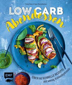 Low Carb Abendessen – Über 60 schnelle Rezepte mit wenig Kohlenhydraten von Dusy,  Tanja, Pfannebecker,  Inga