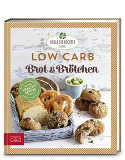 Low Carb Brot & Brötchen von Hola-Schneider,  Petra