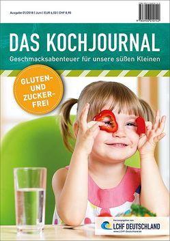 Das Kochjournal – Geschmacksabenteuer für unsere süßen Kleinen von LCHF Deutschland