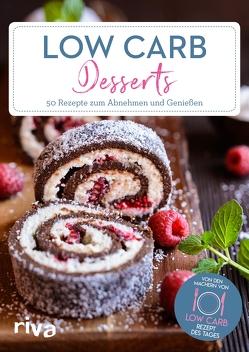 Low-Carb-Desserts von Tages,  Low-Carb-Rezept des