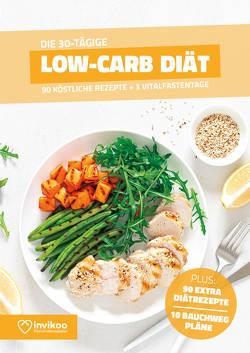 Low Carb Diätplan – Ernährungsplan zum Abnehmen für 30 Tage von Kmiecik,  Peter