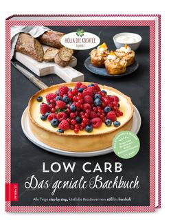 Low Carb – Das geniale Backbuch von Hola-Schneider,  Petra