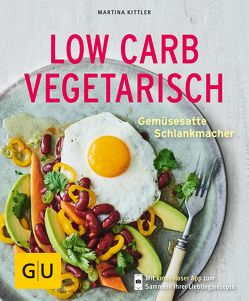 Low Carb vegetarisch von Kittler,  Martina