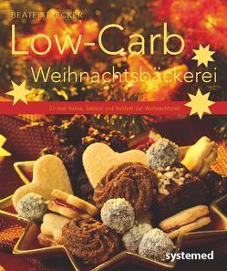 Low-Carb Weihnachtsbäckerei von Strecker,  Beate