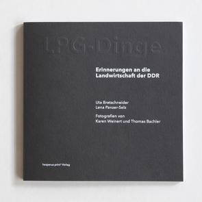 LPG-Dinge von Bachler,  Thomas, Weinert,  Karen