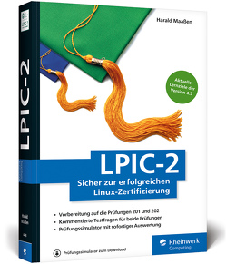 LPIC-2 von Maaßen,  Harald