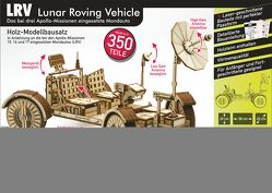 LRV – Lunar Roving Vehicle