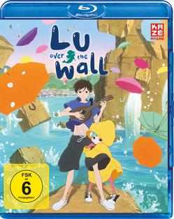 Lu Over The Wall – Blu-ray von Yuasa,  Masaaki