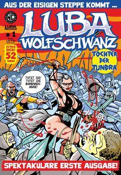 Luba Wolfschwanz 1 von Breitschuh,  Eckart