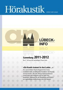 Lübeck-Info Sammlung 2011-2012 von Median-Verlag von Killisch-Horn GmbH