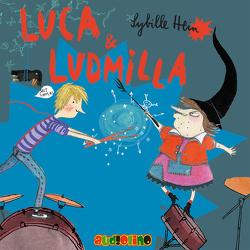 Luca & Ludmilla von Hein,  Sybille, Mues,  Jona
