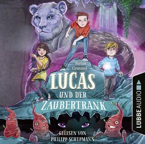Lucas und der Zaubertrank von Gemmel,  Stefan, Grubing,  Timo, Schepmann,  Philipp