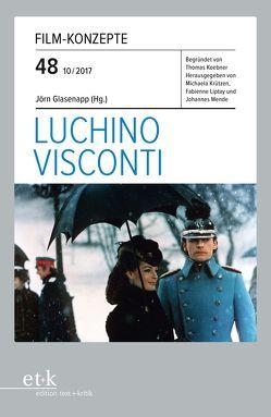 Luchino Visconti von Glasenapp,  Jörn, Koebner,  Thomas, Krützen,  Michaela, Liptay,  Fabienne, Wende,  Johannes