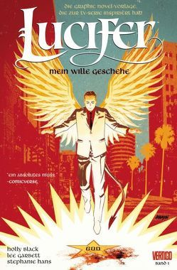 Lucifer – Mein Wille geschehe von Black,  Holly, Fabela,  Antonio, Garbett,  Lee