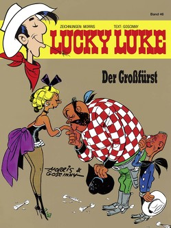 Lucky Luke 46 von Goscinny,  René, Morris, Penndorf,  Gudrun