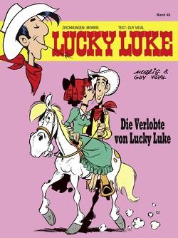 Lucky Luke 48 von Morris, Penndorf,  Gudrun, Vidal,  Guy