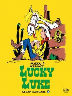 Lucky Luke – Gesamtausgabe 03 von Berner,  Horst, Goscinny,  René, Morris, Penndorf,  Gudrun