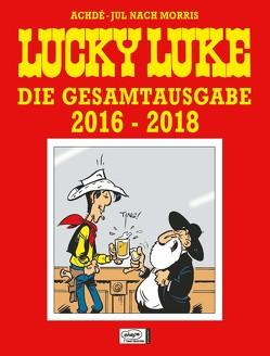 Lucky Luke Gesamtausgabe 28 von Achdé, Jöken,  Klaus, Jul