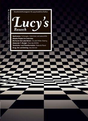 Lucy's Rausch Nr. 3 von Berger,  Markus, Liggenstorfer,  Roger, Nachtschatten Verlag