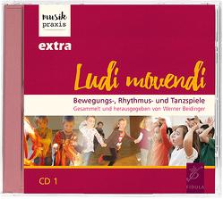 Ludi movendi 1 von Beidinger,  Werner