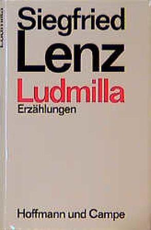 Ludmilla von Lenz,  Siegfried