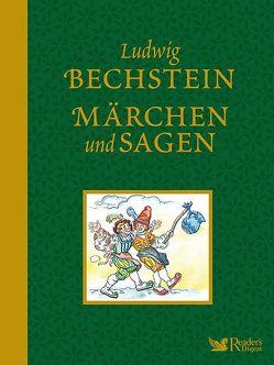 Ludwig Bechstein – Märchen und Sagen von Koser-Michaels,  Ruth und Martin