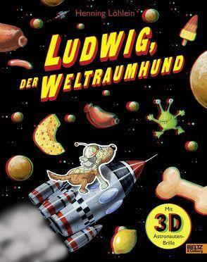 Ludwig, der Weltraumhund von Guenther,  Herbert, Günther,  Ulli, Löhlein,  Henning