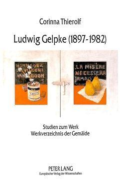 Ludwig Gelpke (1897-1982) von Thierolf,  Corinna