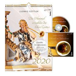 Ludwig Güttler Die Himmel erzählen die Ehre Gottes 2020