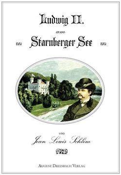 Ludwig II. am Starnberger See von Schlim,  Jean Louis