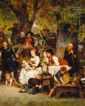 Ludwig Knaus von Förster,  Peter, Krämer,  Rebecca, Museum Wiesbaden