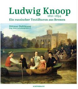Ludwig Knoop (1821-1894) von Dahlmann,  Dieter
