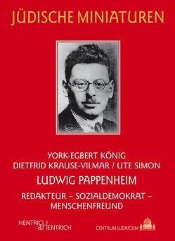 Ludwig Pappenheim von König,  York-Egbert, Krause-Vilmar,  Dietfrid, Simon,  Ute