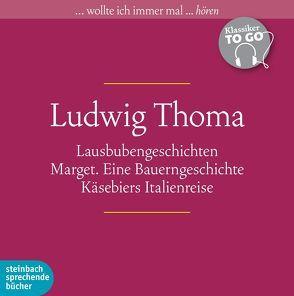 Ludwig Thoma von Andresen,  Anne, Heydenreich,  Susanne, Kilian,  Heinz, Obermayr,  Karl, Strassner,  Fritz, Thoma,  Ludwig