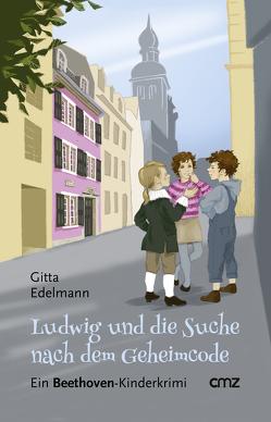 Ludwig und die Suche nach dem Geheimcode von Edelmann,  Gitta