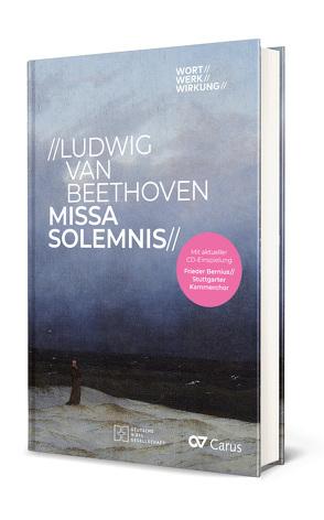 Ludwig van Beethoven – Missa Solemnis von Hinrichsen,  Hans-Joachim, Koch,  Jakob Johannes, Walter,  Meinrad