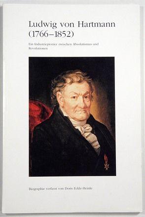 Ludwig von Hartmann (1766-1852) von Eckle-Heinle,  Doris