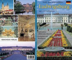 Ludwigsburg – Stadt- und Schlossführer von Kootz,  Wolfgang, Sauer,  Willi, Strauch,  Ulrich