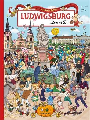 Ludwigsburg wimmelt von Hoffman,  Kimberley